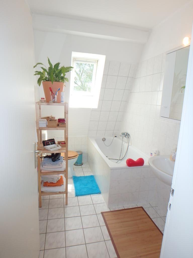 Klein, aber fein. Bad in schöner 2-Zimmer-Wohnung. #Bochum | Schöne ...
