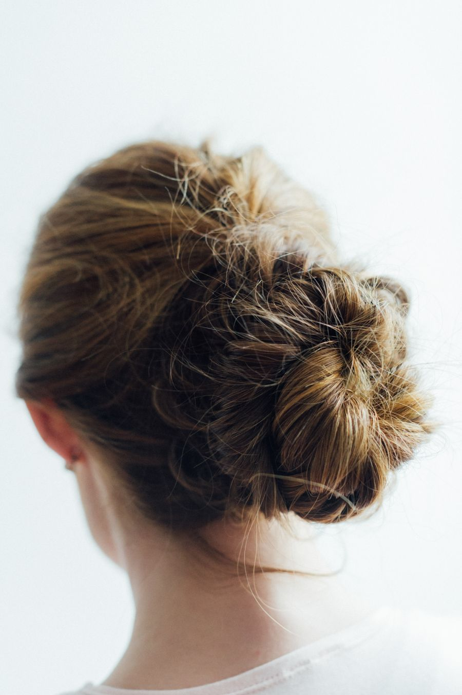 Attending a Summer Wedding? Make this Braided Bun Your Go-to | Braided bun, Hair beauty, Fancy ...