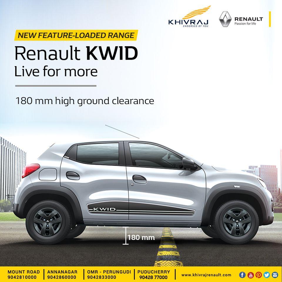 Renault Kwid Renault Commercial Vehicle Puducherry [ 960 x 960 Pixel ]