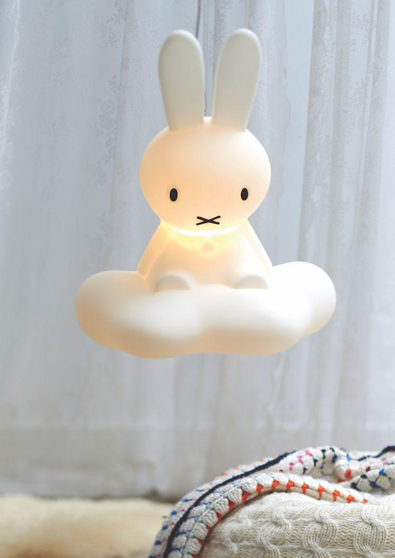 Süße Ideen für Kinderzimmerlampen | mummyandmini.com Fotos: Flinders Lampen: Mr Maria