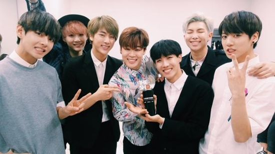 Bts Takes First Ever Music Show Win On The Show With I Need You Bangtan Boys Bangtan Bts