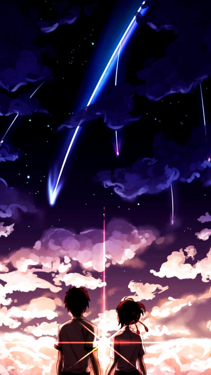 Aesthetic Aesthetic In 2020 Anime Scenery Wallpaper Your Name Wallpaper Name Wallpaper