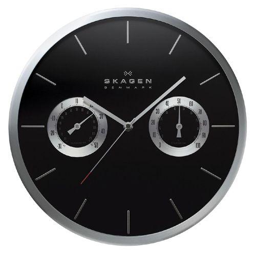 Aoyama Trading Rakuten Global Market Skagen Denmark Skagen Denmark Clock 12 Inch Wall Clocks Wall Clock Nordic Clock Cl Wa01msb Clock Wall Clock 10 Things