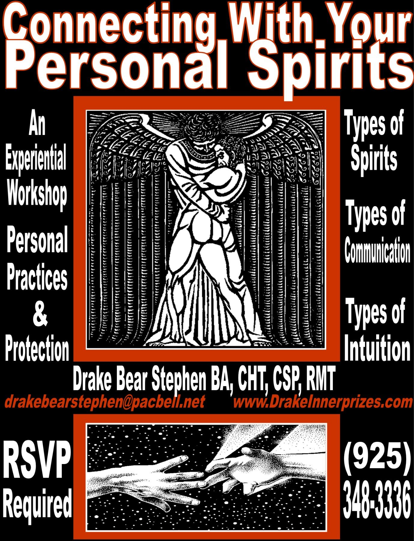 Connecting with your personal spirits mystery