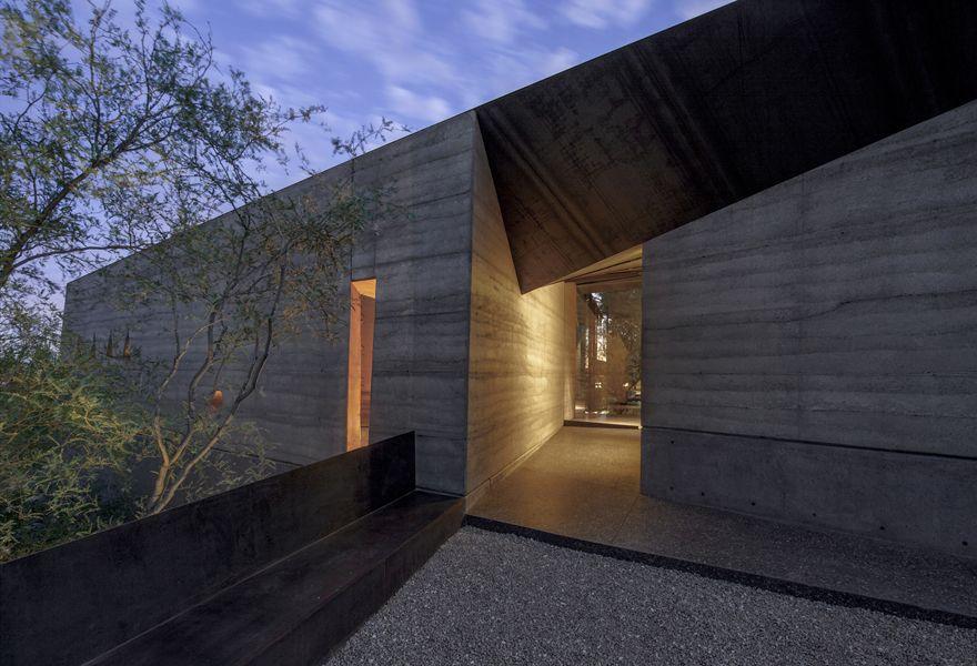 Desert Courtyard House - Wendell Burnette ArchitectsWendell Burnette Architects
