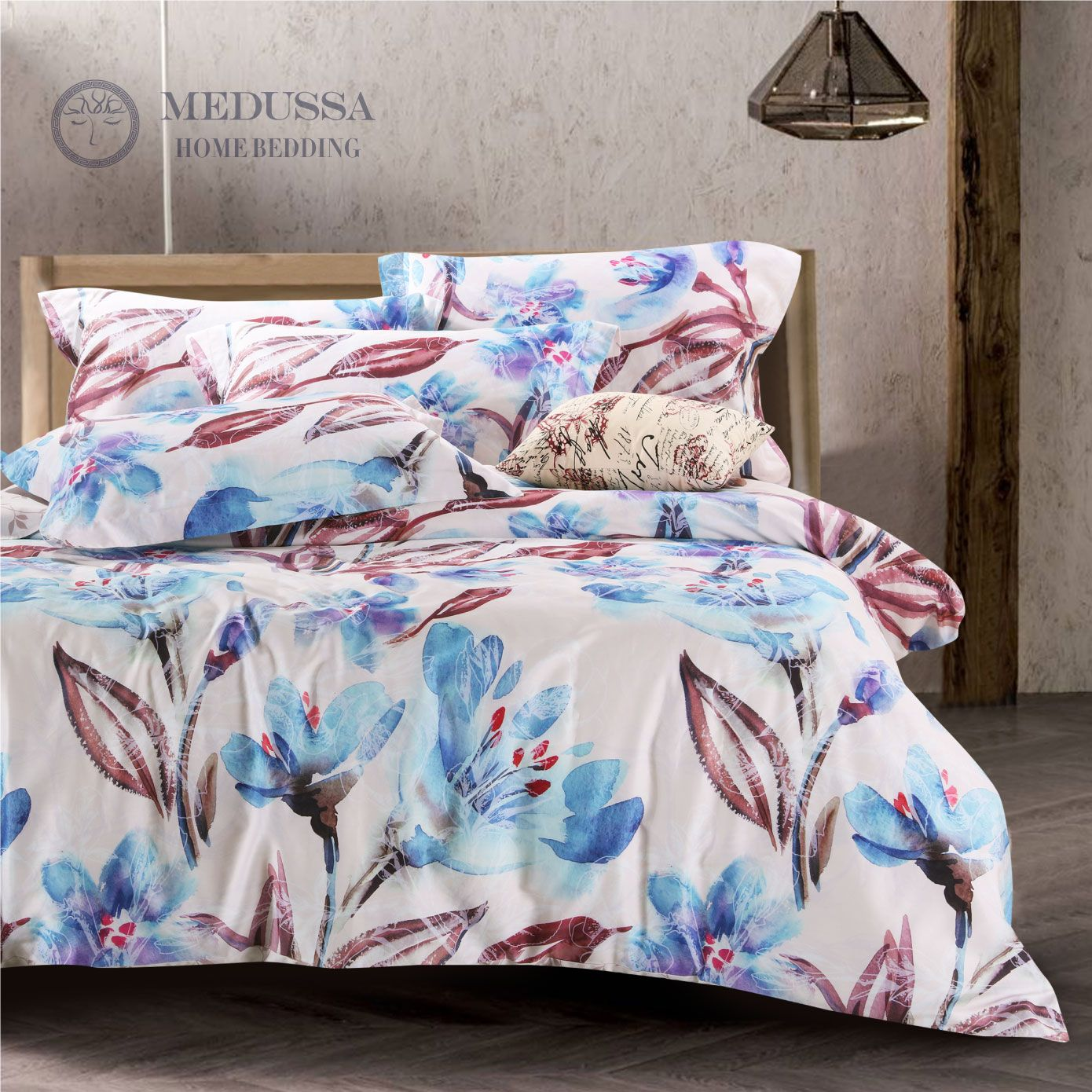 The Fragrance (With images) Duvet cover pattern, Bed