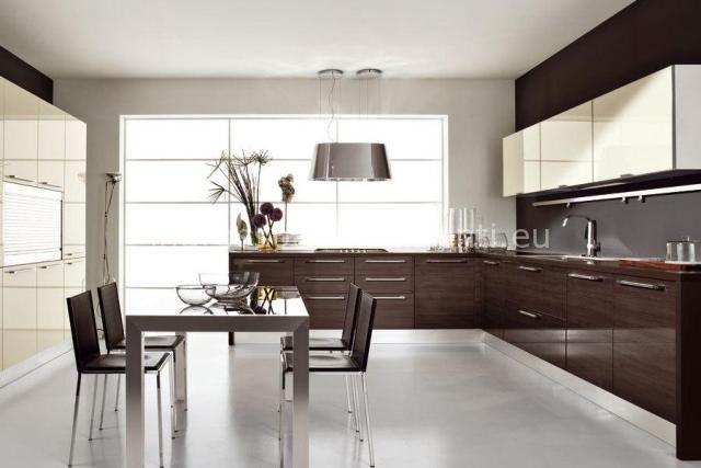 Very #minimalistic! www.wishbucket.com.au cucine moderne laminate ...