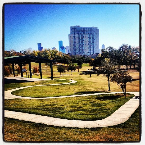 Houston Parks, Park, Hiking
