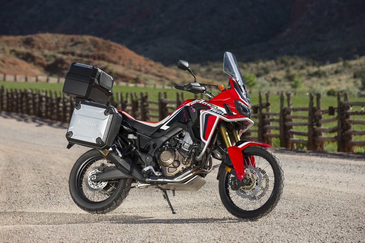 New 2016 Honda Africa Twin Pictures Released Adventure