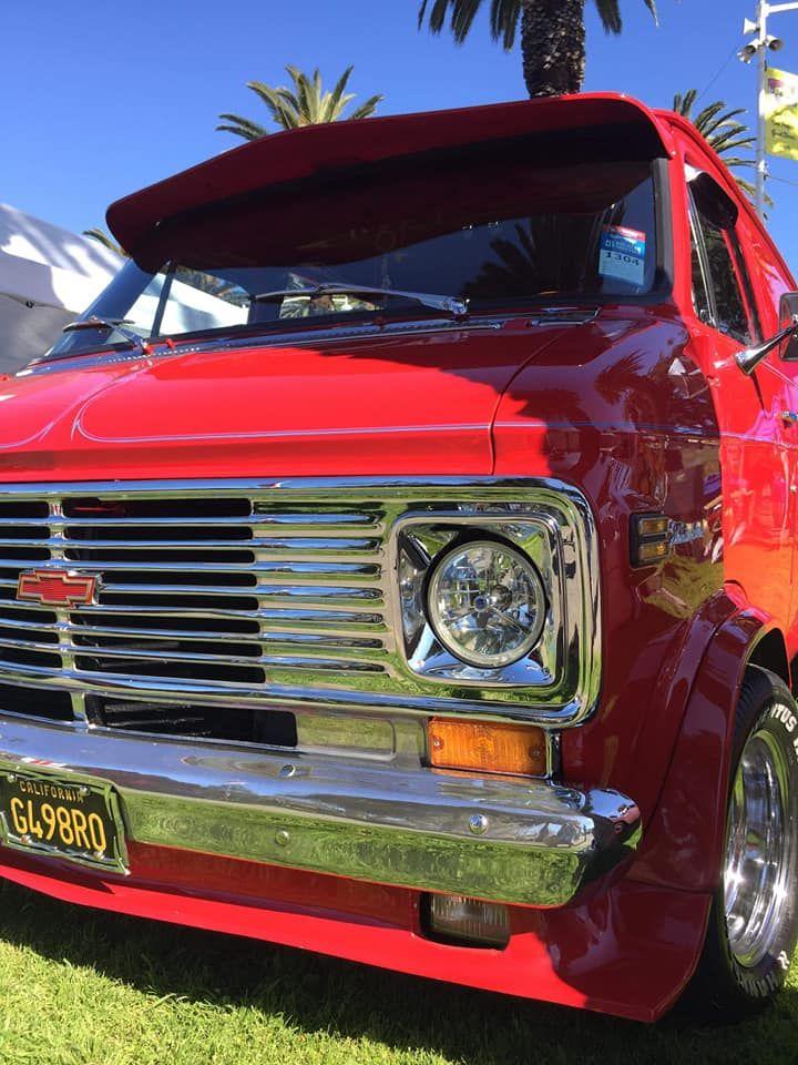 Pin by cagdesign on 70s Chevy Vans   Chevy van, Custom vans