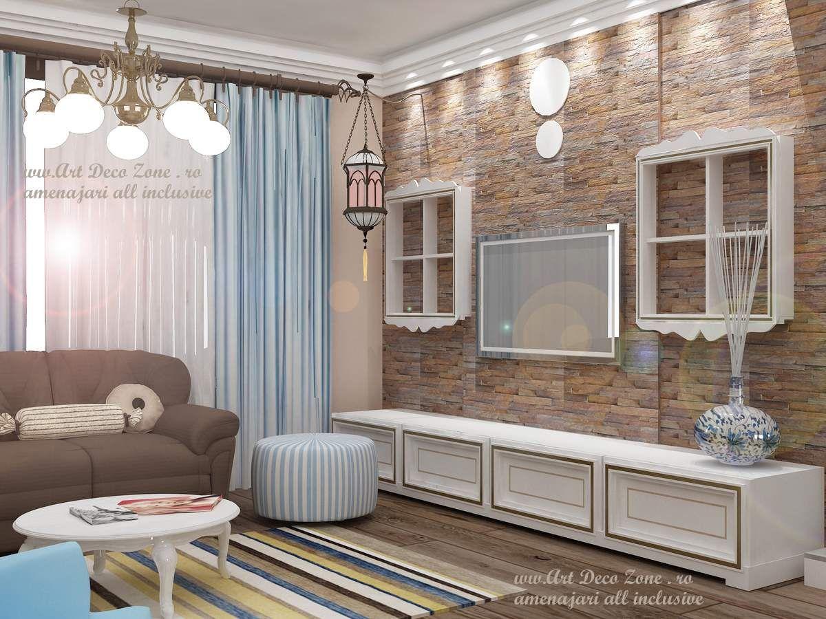 design in stil shabby chic pentru o vila din slobozia. Black Bedroom Furniture Sets. Home Design Ideas