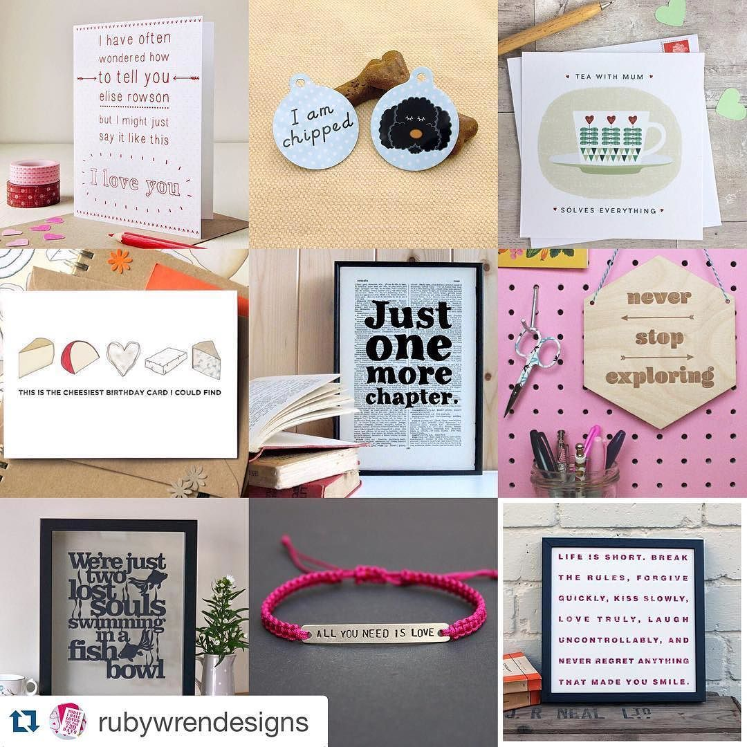 The super talented @rubywrendesigns has included our Never Stop Exploring sign in her Day 10 post for @joannehawker #meetthemaker #Repost @rubywrendesigns with @repostapp.  Day 10 of #marchmeetthemaker is favourite small business! And it's a tough one to pick just few! There's an amazing group of people who are the makers behind the shops on #notonthehighstreet - support friendship inspiration and such special products that they put their heart and soul into! I've picked a few that inspire…