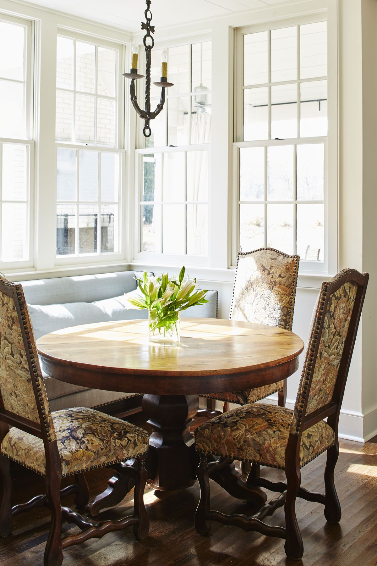 Fairway dining spaces Pinterest Ashley gilbreath Kitchens