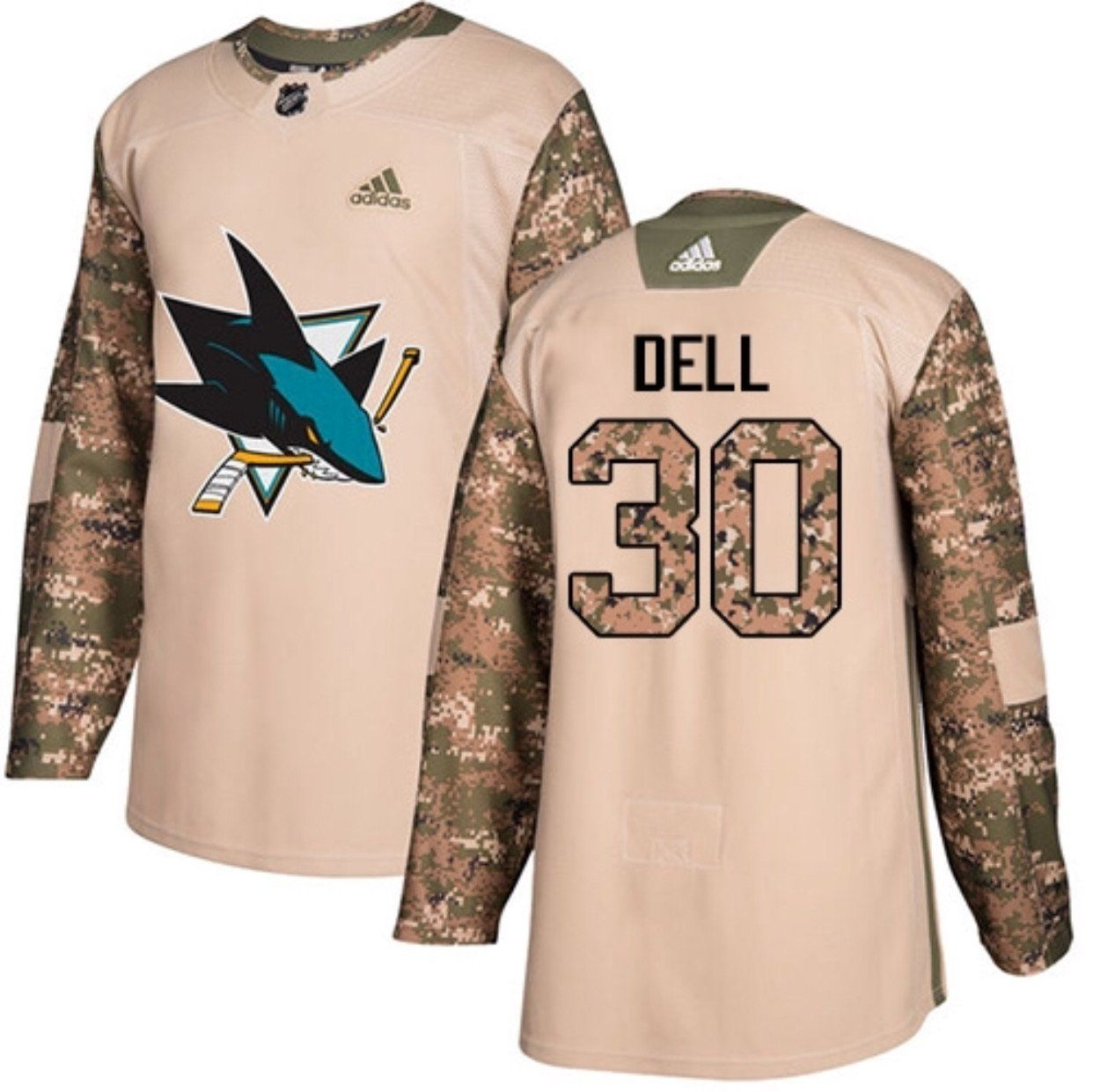 2f21842be59 San Jose Sharks Premier Adidas NHL Home & Road Jerseys | Products ...