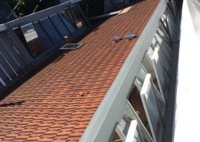 Nos réalisations de verrière de toit pente