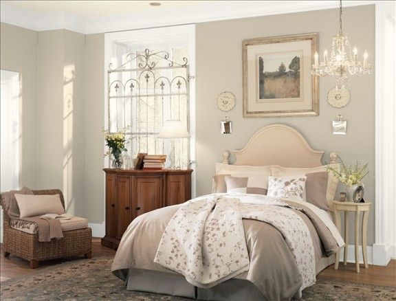 Benjamin Moore Gallery Buff Colors To Live By Bedroom Neutral