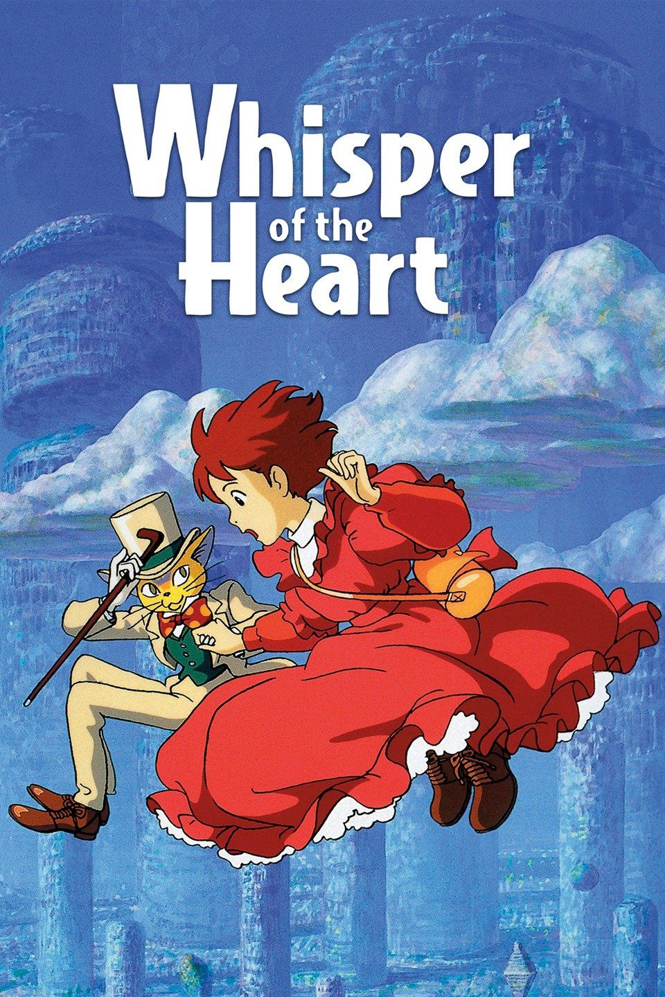 Image result for whisper of the heart ghibli Kid movies