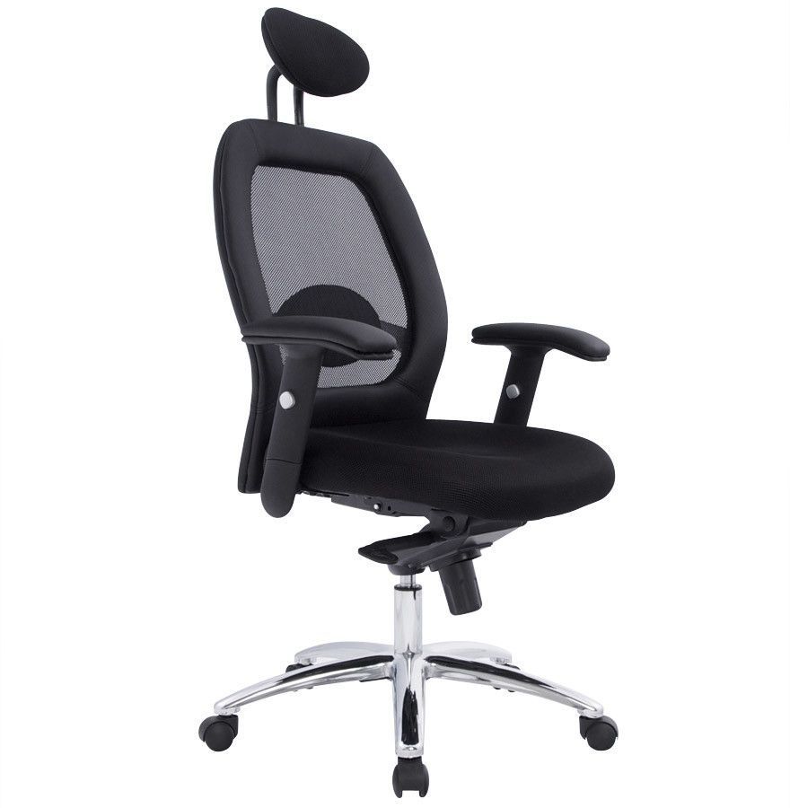 Black Designer Kokoon Utah Office Chair Oc00050bl Office Chair Retro Dining Chairs Contemporary Office Furniture