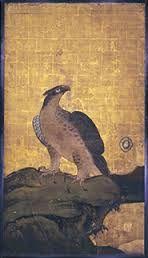 「鷹  日本画」の画像検索結果