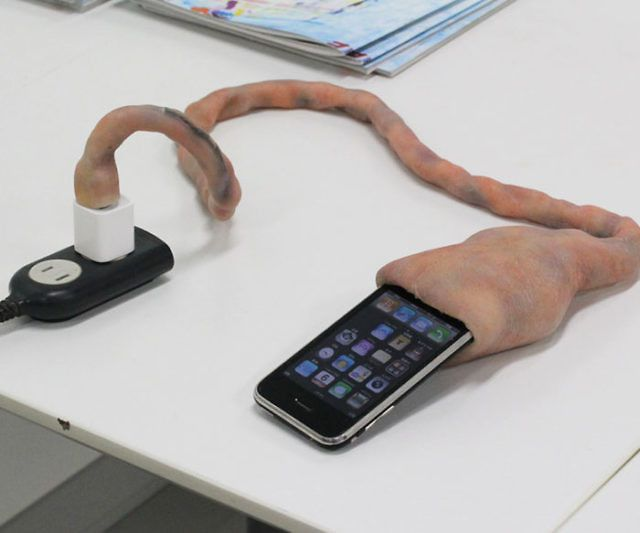 Iphone Umbilical Cord Charging Cable Charging Cable Cable Iphone