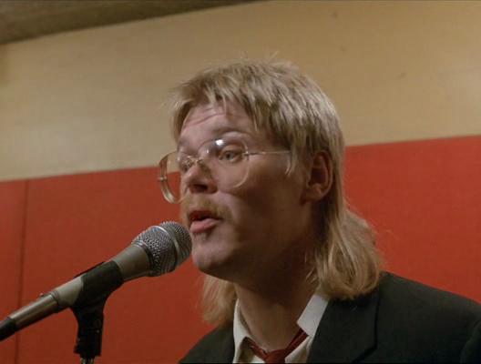 """Rocanroleando en Helsinki, 1983.    De """"Crimen y castigo"""" (Aki Kaurismäki, 1983)"""