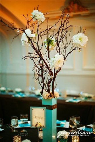 Diy wedding centerpieces branches diy manzanita branch diy wedding centerpieces branches diy manzanita branch centerpieces by jeswes photo by wedding junglespirit Image collections