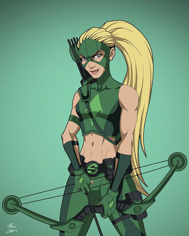 Artemis Crock (Earth-16) - DC Comics Database