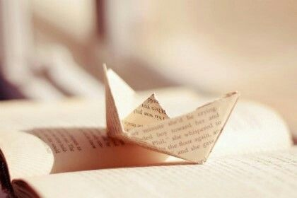 Origami / paper ship