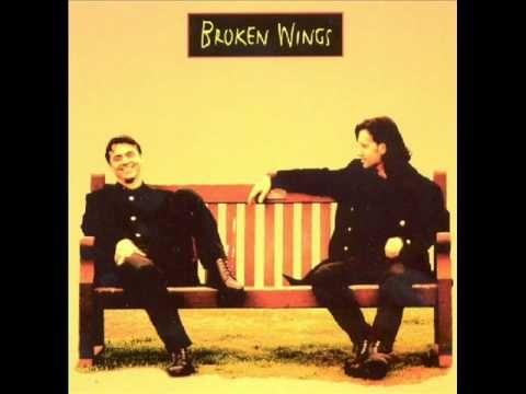 Broken Wings - Glad As Hell Lite West-coast / AOR Year: 1996 Label