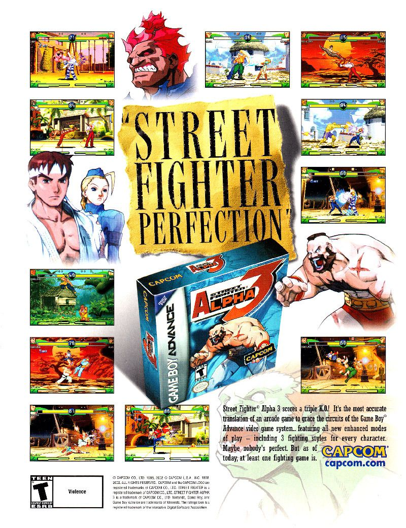 Street Fighter Perfection