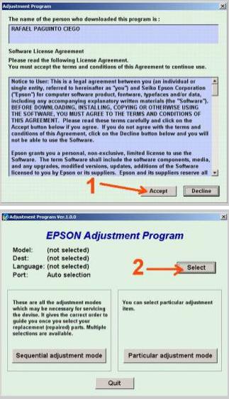 Cara Reset Printer Epson T13 T22e Series Salam Sobat Di Posting Malam Ini Saya Akan Membahasa Tentang Cara Reset Printer Epson T1 Epson Printer Epson Printer