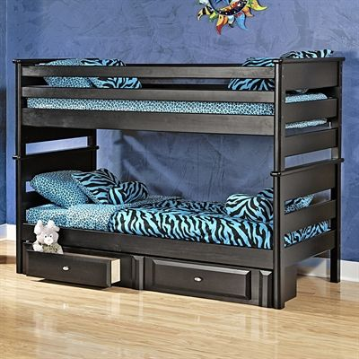Chelsea Home 3534520 4521 S Bunk Bed With Optional Underbed Home