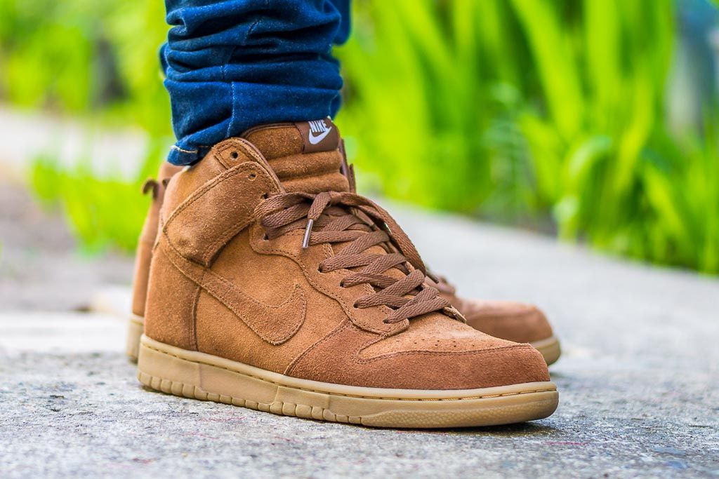 sports shoes ef2ba a3c88 Check out my video review of the Nike Dunk High x APC Rustic and find out  where to grab a pair for yourself!