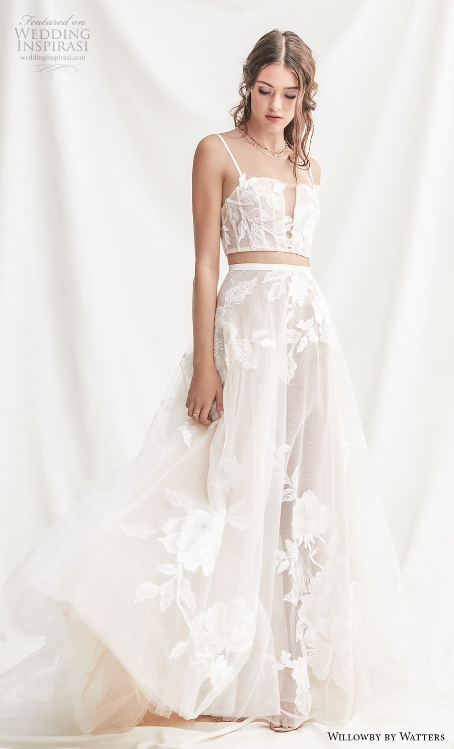 Willowby By Watters Spring 2019 Wedding Dresses Two Piece