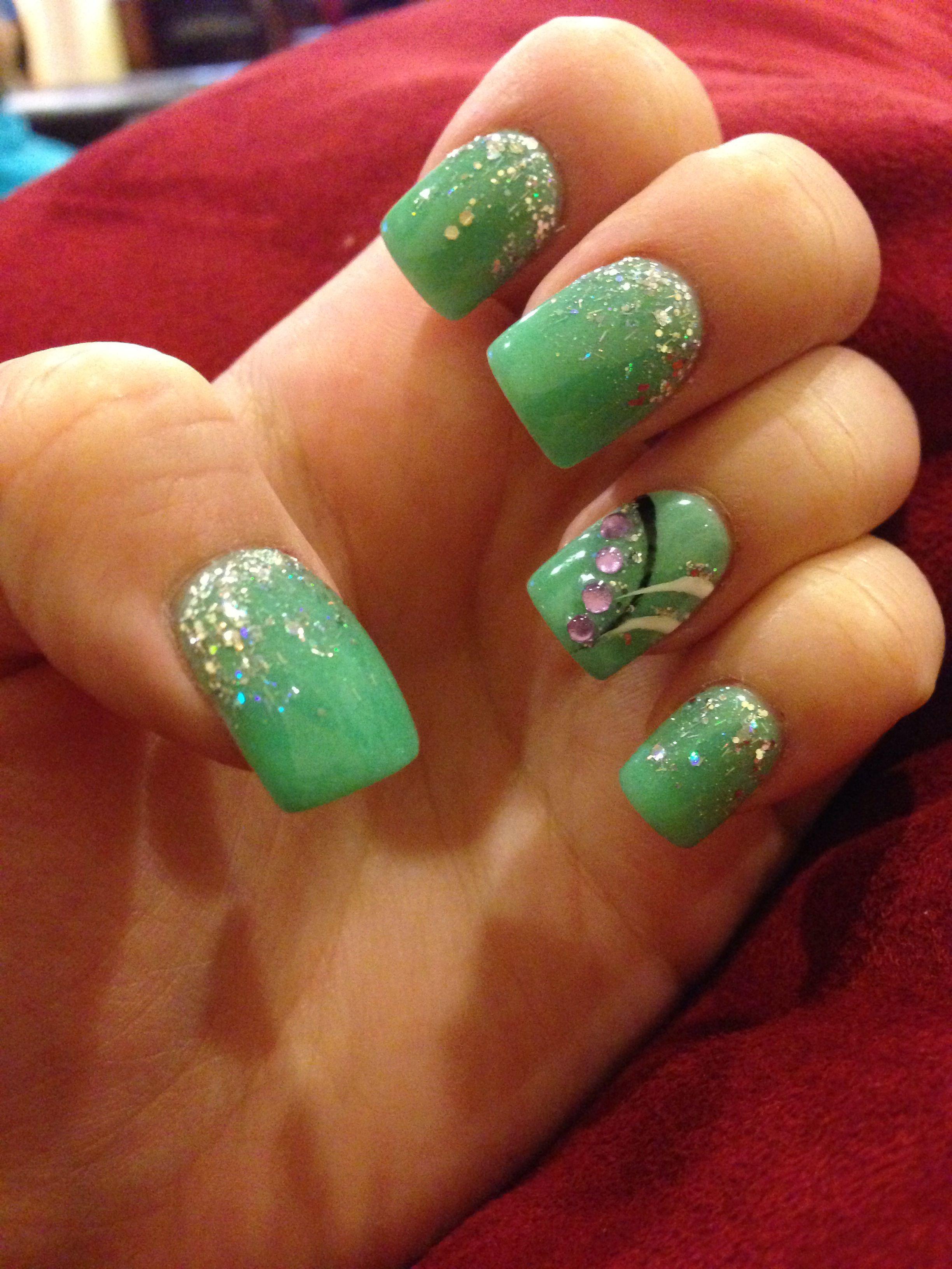 My Florida Nails Nails Designs Pinterest Florida Nails