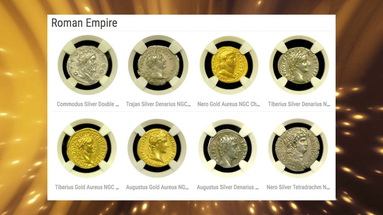 Top Coin Picks Of Ancient Coins From Austin Rare Bullion Take A Look These Some Which Are Over 2 000 Years Old And Like They