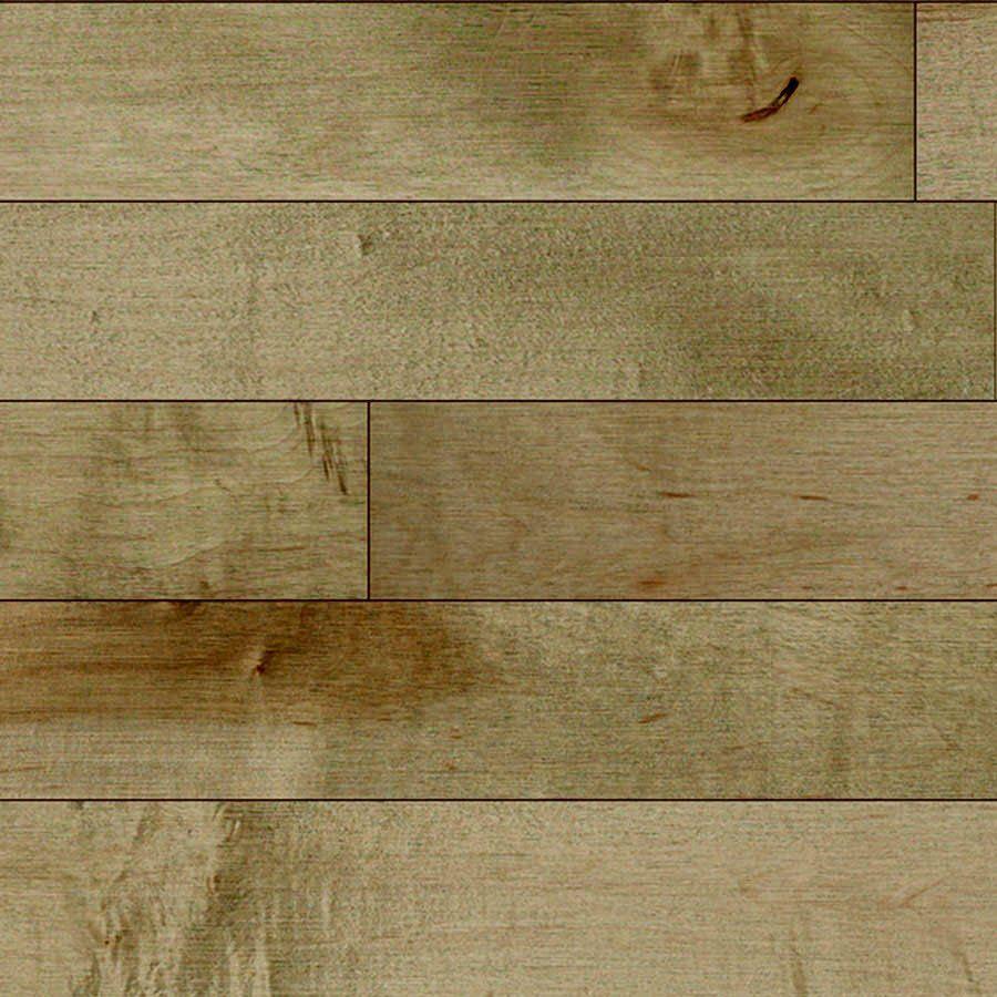 Shop Mohawk 3.25in x 84in Solid Maple Buckskin Hardwood