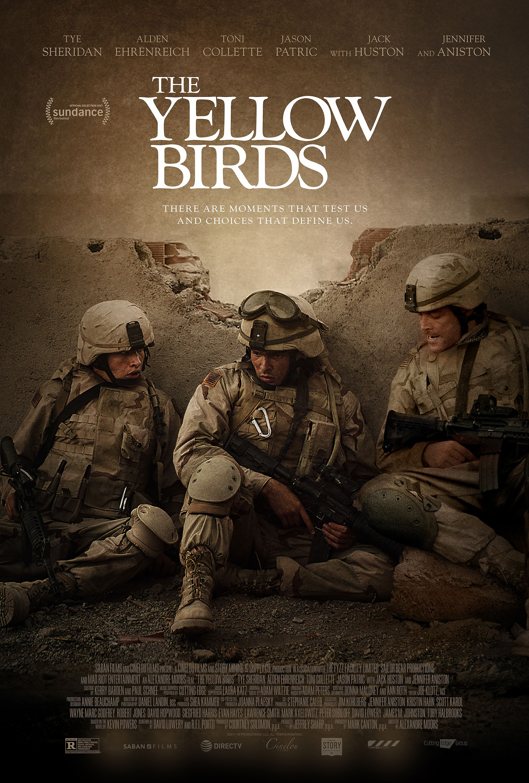 The Yellow Birds 2017 Imdb Film Oiseaux Jaunes Film De Guerre