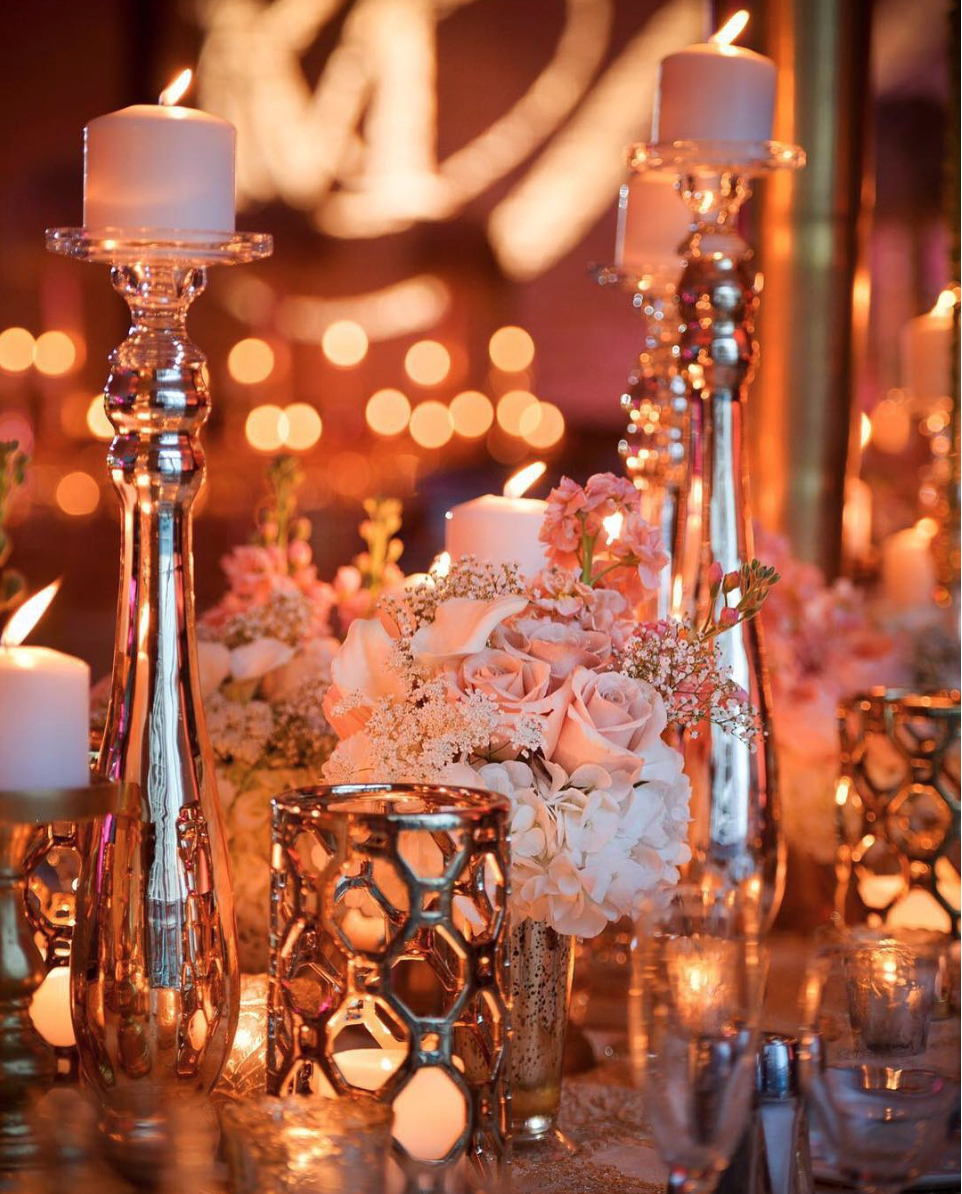 Beautiful detail shot of this weekends wedding at the Epic Hotel. It's always in the details. Thanks @jrgamezphotography for the pic. Flowers and decor by Avant Gardens Miami