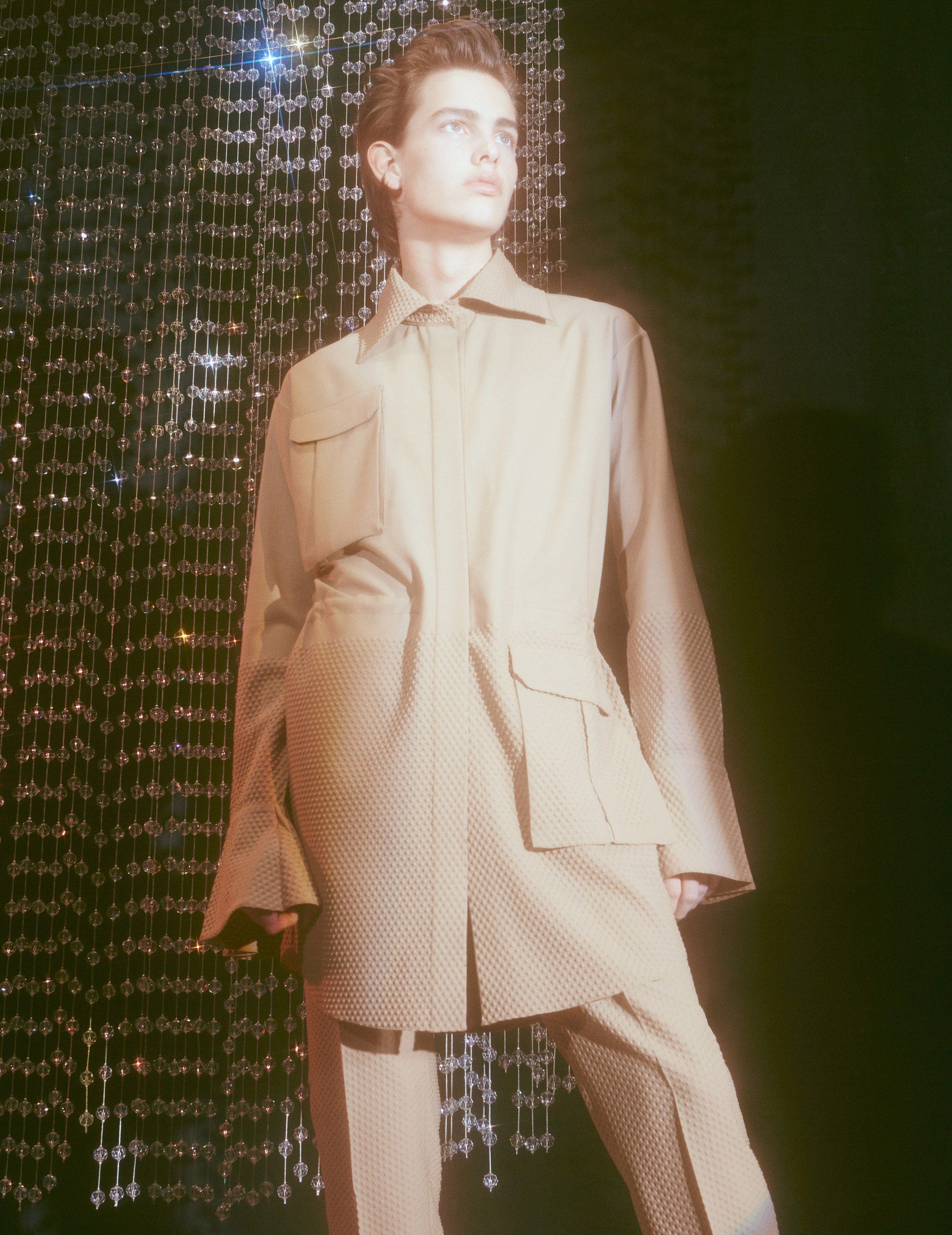 Area Fall 2016 Ready-to-Wear Fashion Show