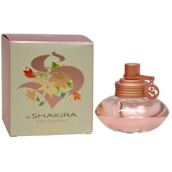 Shakira Shakira S Eau Florale For Women Edt Spray ($27) ❤ liked on Polyvore featuring beauty products, fragrance, clear, floral fragrances, aromatics perfume, perfume fragrance and parfum fragrance