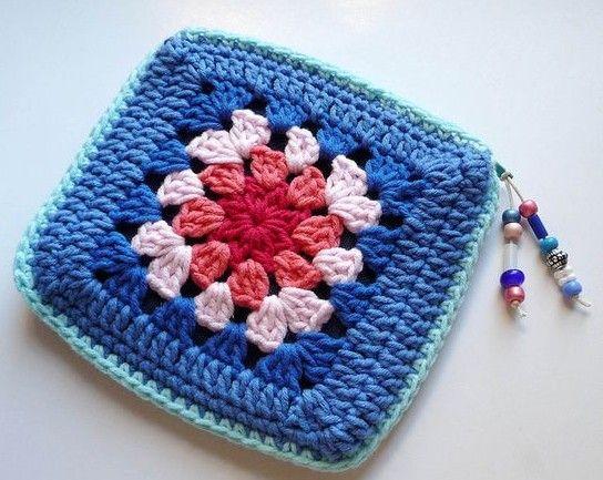 Monederos Crochet 15 Crochet Pinterest Croche Monederos Y - Monederos-ganchillo