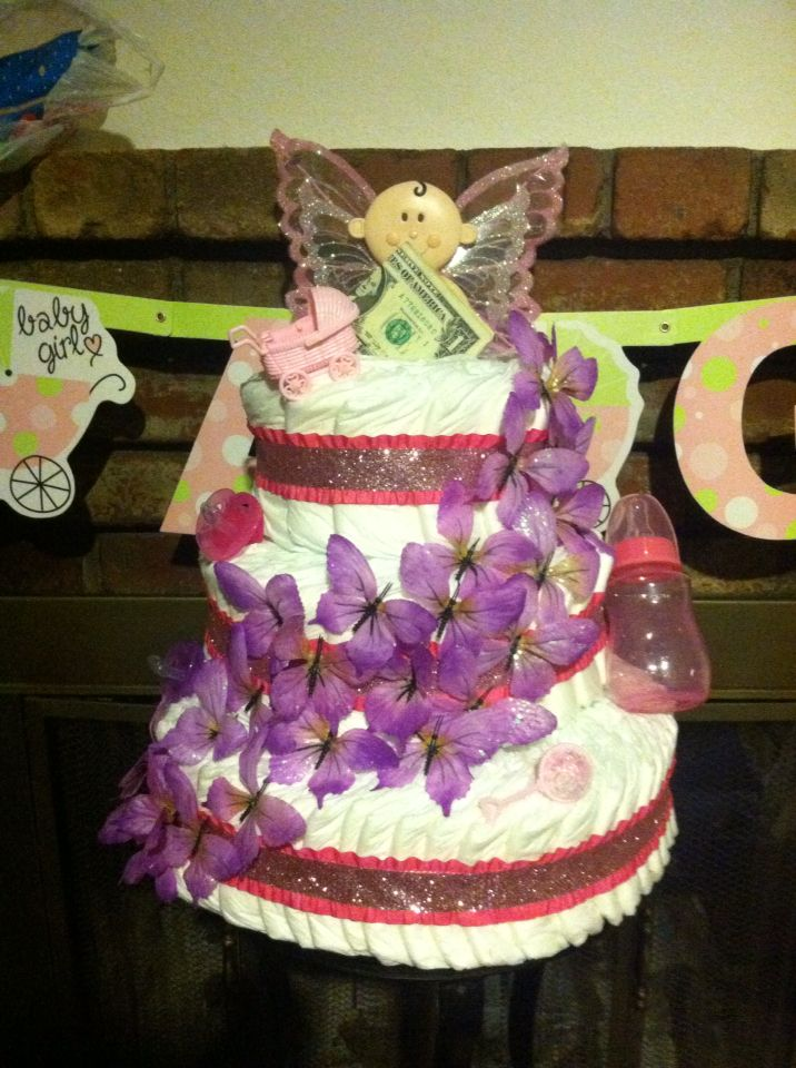 Butterfly Theme Babyshower