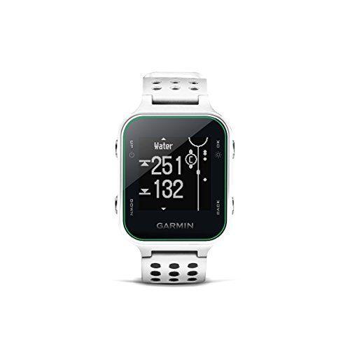 New 2017 Garmin Approach S20 GPS Golf Watch Black, Slate