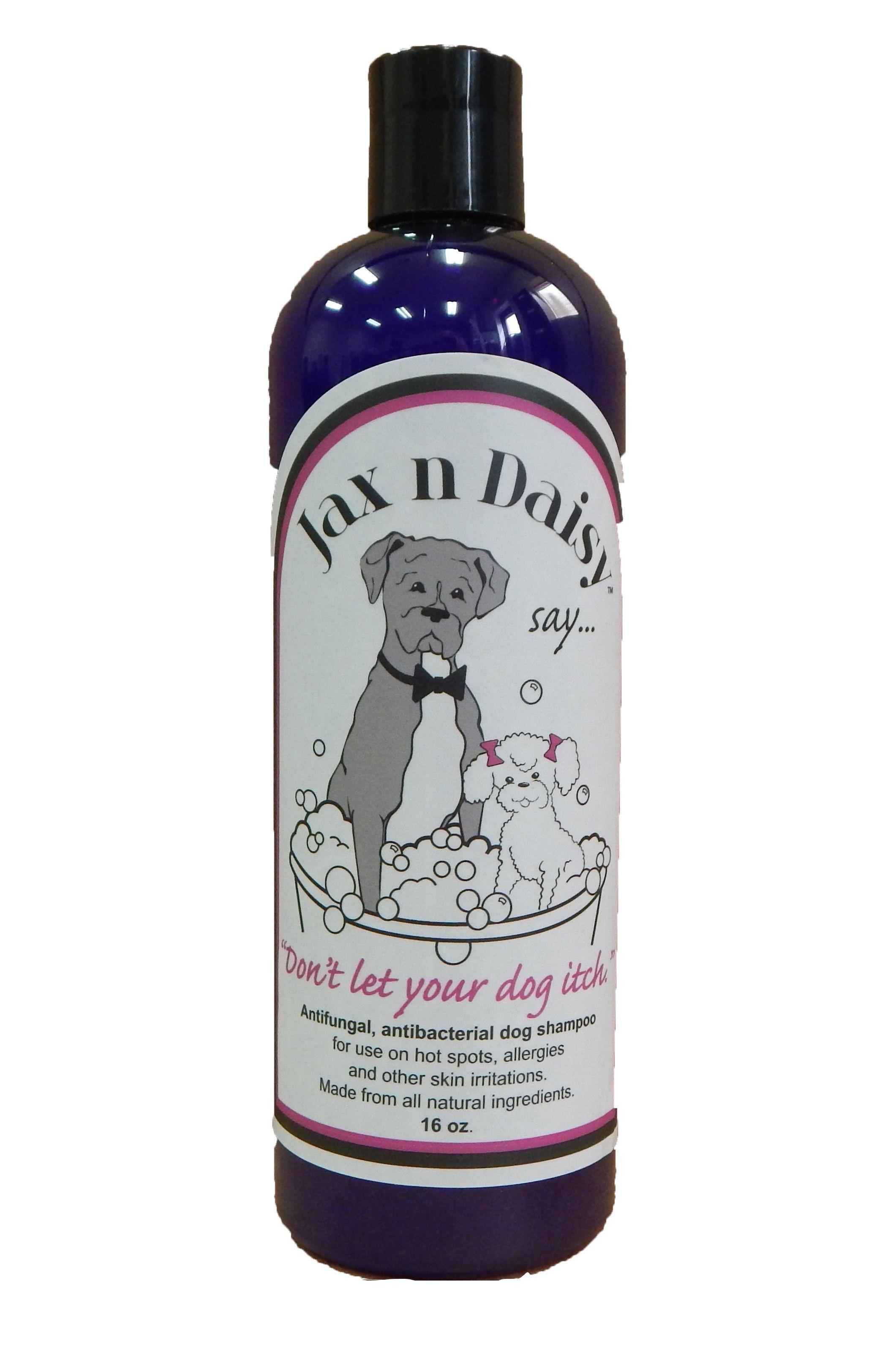 """Jax n Daisy """"Don't Let Your Dog Itch"""" Shampoo Jax N"""