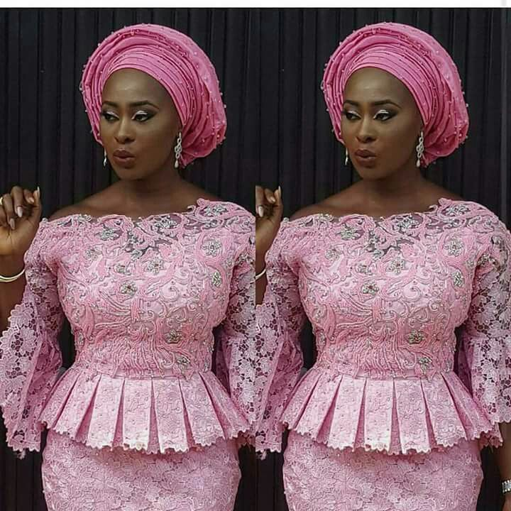Image Result For Nigerian Blouse And Wrapper Styles African Clothes Pinterest African