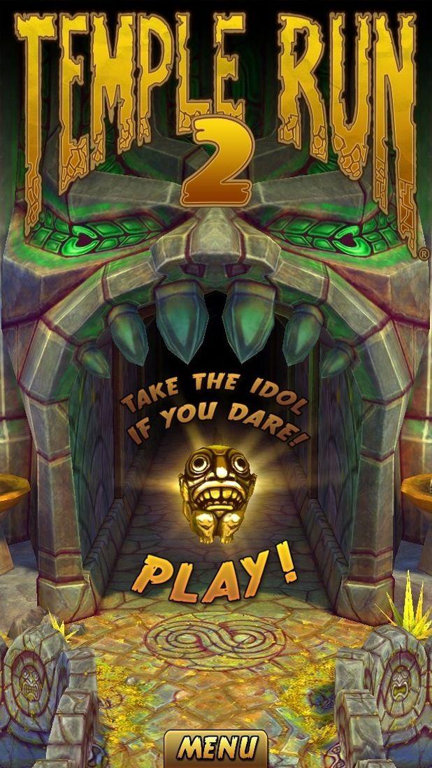 temple run 1 games free