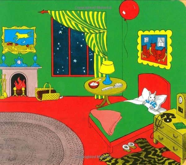 Goodnight Moon: Margaret Wise Brown, Goodnight stars ...
