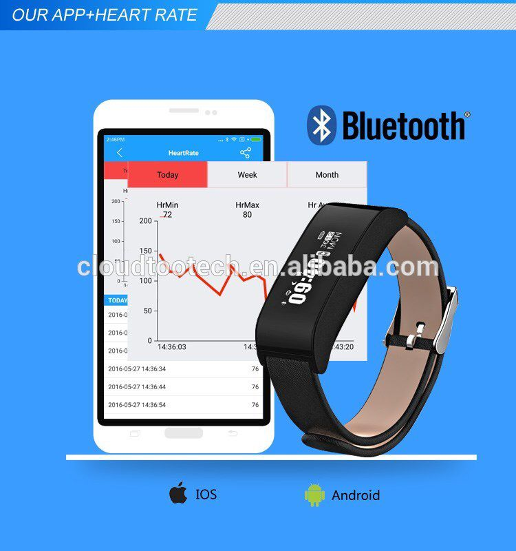 Check out this product on Alibaba APP Fitness tracker ip67, body