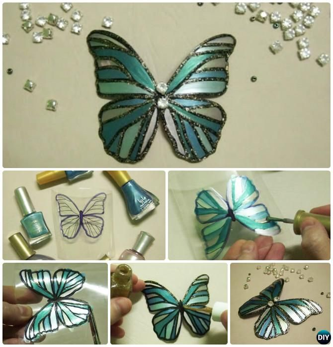 plastic bottle craft ideas kid friendly diy butterfly crafts ideas and projects diy 5211